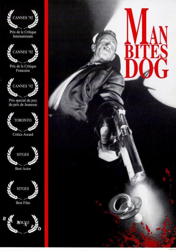 nbspMan Bites Dog 1992Franču... Autors: Moonwalker Filmas, kuras šokēja